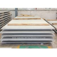 Quality Acid White Stainless Steel Hot Rolled Plate 304 Alloy Steel No.1 Surface for sale