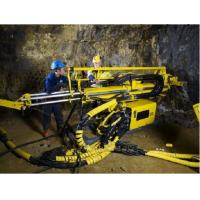 Buy Max rod size 89mm Underground Core Drill Rig  with NQ dirlling depth 760m Power 75kw at wholesale prices