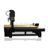 China Table Top CNC Router Stone Etching Machine , 4 Axis Engraving Machine 5.5 Kw Delta Inverter on sale
