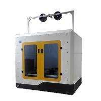 Buy cheap 750*750*750mm Large Industrial 3D Printer Machine with Print Resuming & Filament supply Detecting product