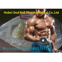 Quality Trenbolone Base Bulking Cycle CAS 10161-33-8 yellow hormone powder for sale