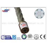 Quality Hot Dipped Galvanized Steel Wire Rope 6x19+FC For Loading / Tugboat / Floating for sale