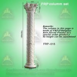 China FRP Decoration Roman Column on sale