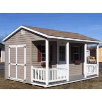 Quality High-Strength Prefabricated Houses for sale