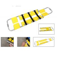 Quality Scoop Stretcher High Strength Aluminum Alloy Made Scoop Stretcher for sale