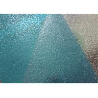 China PC Embossed Acrylic Sheet , Flat Polycarbonate Panels High Impact Resistance on sale