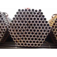 Quality Thin Wall Cold Drawn Seamless Tubes for Building , Heat Exchanger Pipe GB8162 / GB8163 for sale
