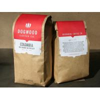 Quality OEM Eco Friendly Print Sticker Labels Coffee Paper Bags Label Sticker for sale