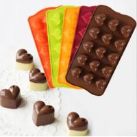 Quality Commercial Baby Silicone Chocolate Molds , Professional Chocolate Molds Food Grade for sale