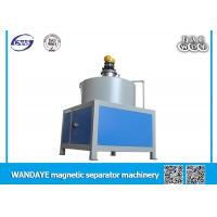 Quality Electron Induced Roll Magnetic Separator / Magnetic Drum Separators Food Industries Use/Ceramic/mine/Chemical for sale