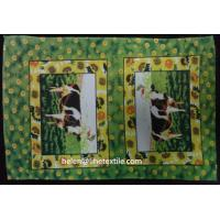 Buy cheap pigment printed microfiber kitchen cloth towel product