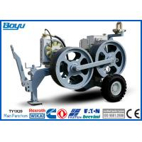 Quality 800mm Wheel Samll Machine 950kg Line Tension Stringing Equipment for Overhead Powerline for sale