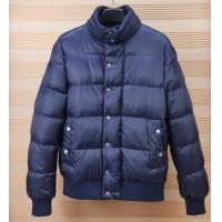 China Mens Padded Jacket With Rib Botton Mens Bomber Jacket on sale