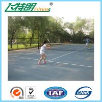 Quality Colorful Athletic Sport Court Flooring Paint For Badminton Court / Basketball Court for sale