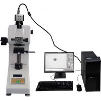 Quality Computerized Automatic Turret Micro Hardness Testing Machine with Vickers Software for sale