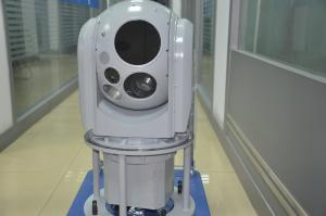 Quality Servo Control 2 Axis Long Range EO IR System With High Accuracy Gyro for sale