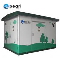 Quality 10 kV - Class Prefabricated Substations Europe Dry Type for sale