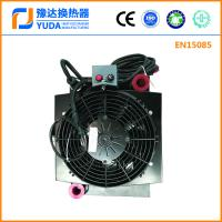 China brazed plate fin heat exchanger,  bar plate heat exchanger wind turbine water cooler, air separation plant, automobile on sale
