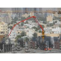 Quality HG28B Hydraulic Concrete Placing Boom , Concrete Placement Boom For Construction Project for sale