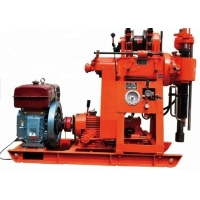 China Mini Tunnel 25m Portable Water Well Drill Rig on sale