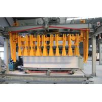 Heavy Weight AAC Block Production Line Machines Engineer Guidance Installation