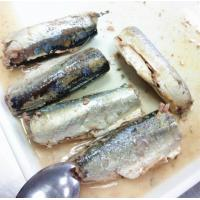 Quality canned mackerel in brine for sale