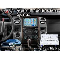 Buy cheap Android 6.0 Navigation Interface for 2016-2018 Ford Expedition Sync 3 system from wholesalers