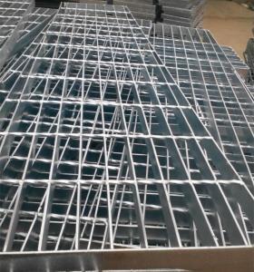 Quality Galvanized Platform welded steel grating for sale