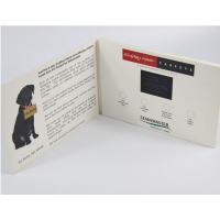 Quality Electronic Gifts Lcd Video Postcard With 10.1 Inch Screen / Lcd Video Booklet for sale