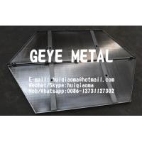 Quality Catalyst Bed Supports Mesh for Media Retention, Wedge Wire Screen Support Grids, Catalyst Support Grids for sale