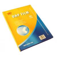 Glossy A3 inkjet OHP Transparent Film with high quality for Photo copy