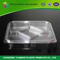 China Clear Clamshell Packaging , Retail Clamshell Packaging Vegetable Container on sale