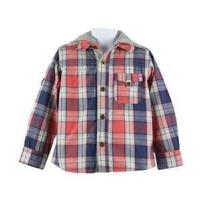 China 100% cotton flannel man shirt on sale