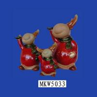 Buy cheap Christmas Deer Decoration (MKW5033) from wholesalers