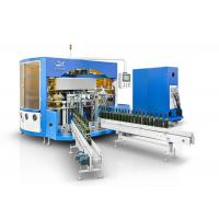 Buy cheap Multi Color Auto Screen Printing Machine With LED UV Curing Device from wholesalers