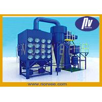 Quality OEM Metal / Coil Sand blasting Room for surface cleaning CE / ISO9001 for sale