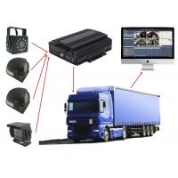Buy cheap Van Security 3G Mobile DVR 12V Car CCTV Web Based Vehicle Tracking System from wholesalers