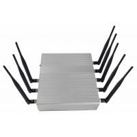 Buy cheap Military CDMA / CDMA / DCS 8 Band Mobile Phone Jamming Device 1-20m from wholesalers