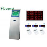 Quality Multiple Multifunction Queue Ticket System Machine Juumei Wireless for sale