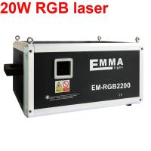 China 20w rgb sky laser,professional dj light show,multi color dmx ilda animation lazer light on sale
