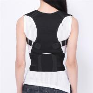 Quality Adjustable Posture Corrector Clavicle Support Posture Corrector Belt Upper Back Brace for sale