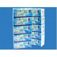 2 Ply Pull-out Soft Bag Facial Tissue Paper , virgin wood paper Restaurant Tissue