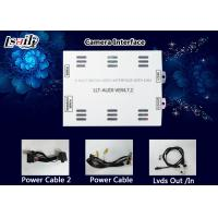 Buy Backup Rear Camera Interface , Audi Camera Interface A6 / A7 / A8 / A4 / Q7 / Q5 at wholesale prices