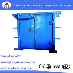 Balanced pressure ventilation door damper door  in  African Field  for sale