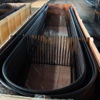 Quality ASME SA213 T5 T9 T11 T22 T91 Seamless Alloy Steel U Bend Tube For Heat Exchanger for sale