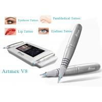 Quality Wrinkle Removal Digital Permanent Makeup Machine With 2 Intelligent Hndpieces for sale