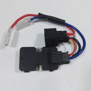China Ben - Z AC blower heater fan resistor Regulator 0058205010 / 1408218451 / 9140010099 on sale