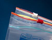 LDPE zip bag, PVC SLIDE, Slider seal, Slider lock, Slider grip, Slider zip, Slider zipper