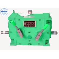China Varible 4 Speed Gear Box Speed Reducer Hobbing Carbureted Quenched Grinding Process on sale
