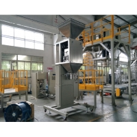 Quality Semi Automatic 25 Kg Bag Packing Machine for sale
